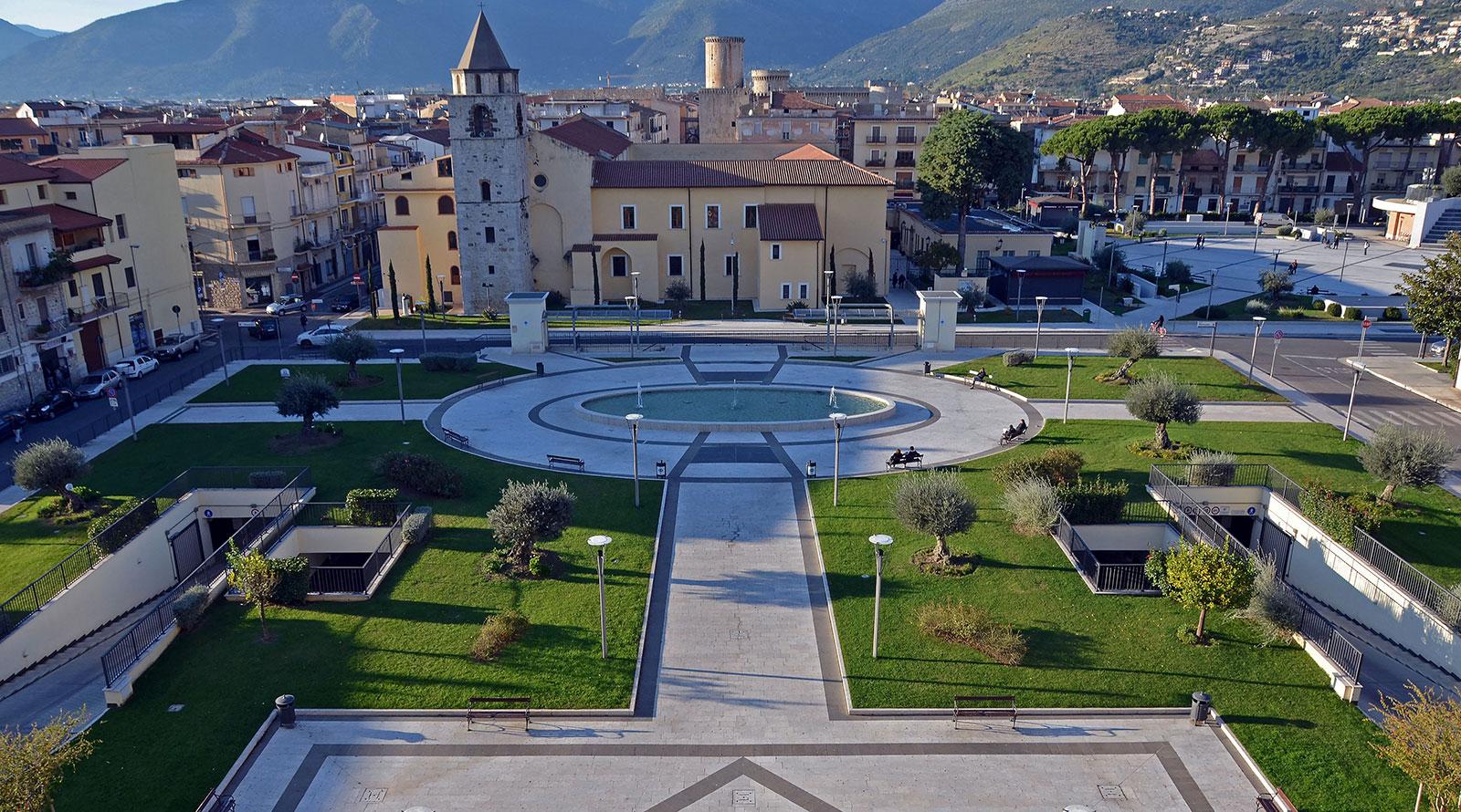 Fondi e Monte San Biagio